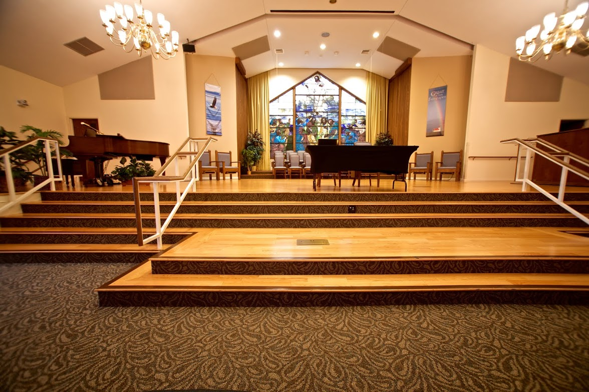 Churches | Commercial Flooring Professionals Markets
