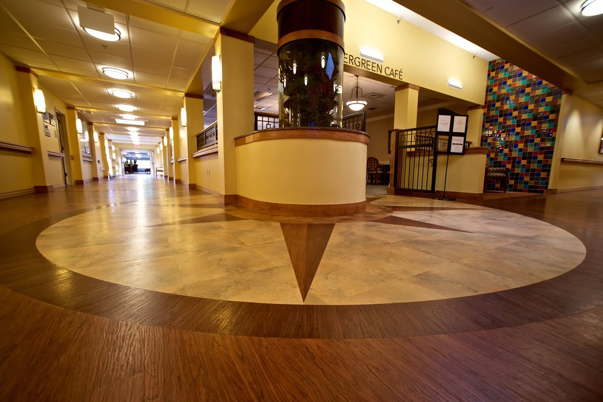 Senior Living   Commercial Flooring Professionals Markets